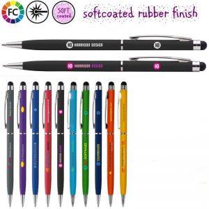 hotel pennen dunne draaipennen bedrukken