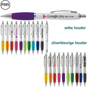 athos white pennen contour bedrukken