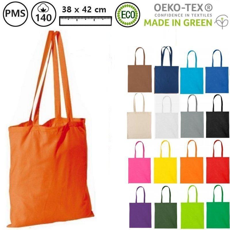 d107b1d0f16 Eco katoenen tasjes bedrukken | Promo2000 | Schoudertasjes met opdruk