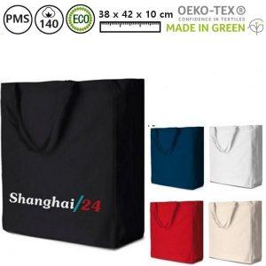 Katoenen shopper Shanghai-0