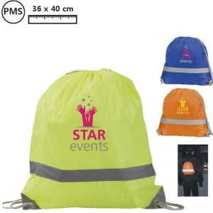 Rugzakjes Nylon Safebag -0