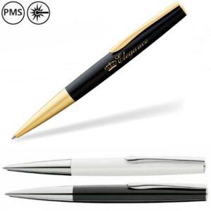 metalen pennen elegance graveren met logo