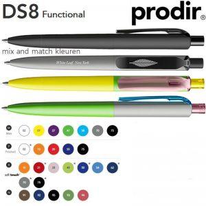 prodir ds8 bedrukte pennen bestellen