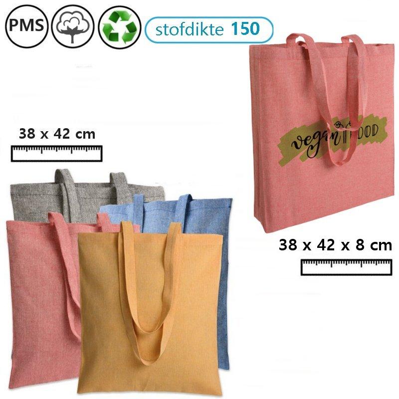 Recycle Tas Medea Katoenen Katoenen Tas Recycle HEIWDY29
