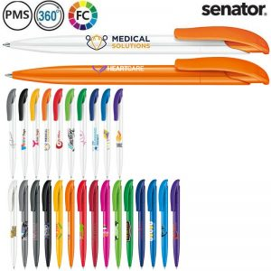 senator challenger pennen bedrukken