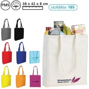 squarebag bedrukte shoppers bestellen