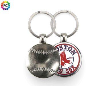 baseball sleutelhangers bedrukken honkbal