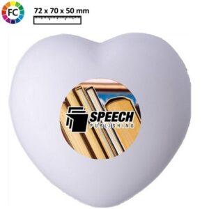 Anti stress hart met fullcolcor opdruk-0