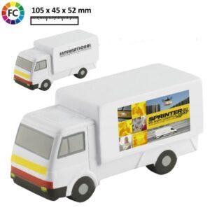 Anti stress vrachtwagen met fullcolcor opdruk-0