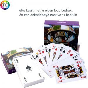 Speelkaarten in dekseldoosje-0