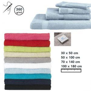 solaine handdoeken met logo