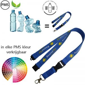 ECO Keycords lanyard PET-0