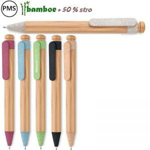 Pennen bamboe Yamo-0