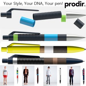 Prodir DNA Your Identity pen-0