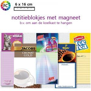 Notitieblokjes met magneet-0