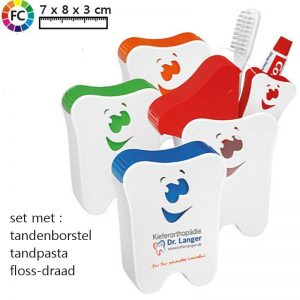 Tandenborstelset Frisch-0