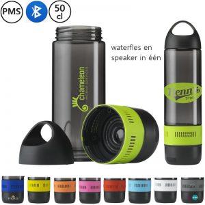Speaker met fles Bottlebeatz Tritan-0