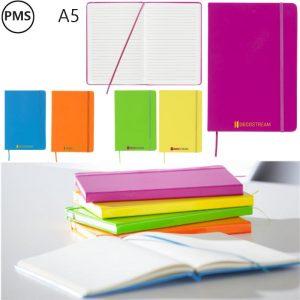 Notitieboekje neonkleuren Neon Notes-0