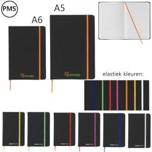 blacknote notitieboekjes bedrukken met logo bedrukte notitieboekjes