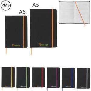 Notitieboekje Blacknote-0