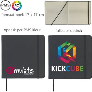Notitieboekje Cube-0