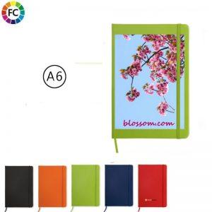 bedrukte notitieboekjes bestellen A6