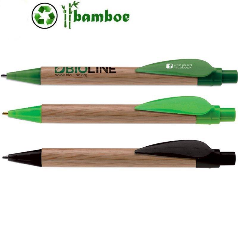 Houten en ECO pennen