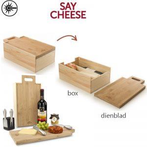 rackpack say cheese bestellen