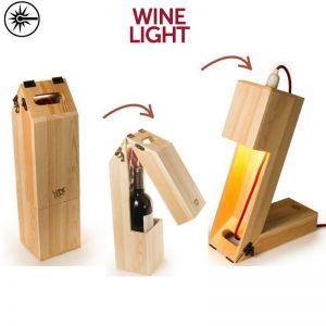 rackpack wine light bestellen