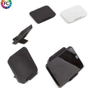 draadloze oplader met telefoonstandaard
