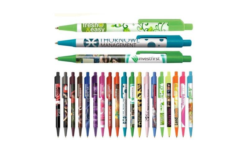 Fullcolour bedrukte pennen