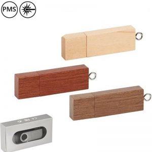houten usb stick met logo bedrukken