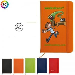 bedrukte A5 notitieboekjes bestellen leontien