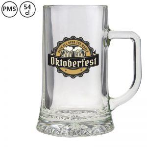 bierpullen bedrukken met eigen logo extra large