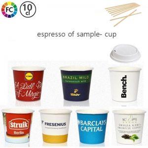kartonnen bekertjes bestellen met eigen opdruk espressobekertjes