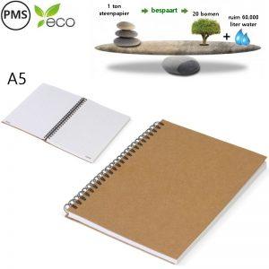 steenpapieren notitieboekjes bedrukken rockpaper