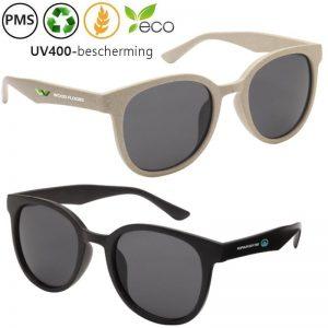wheatstraw stro zonnebrillen eco zonnebrillen met logo