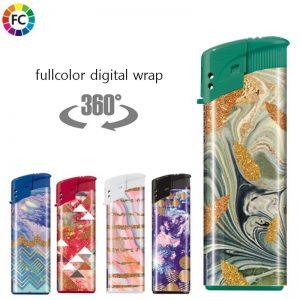 fullcolor bedrukte aanstekers bedrukken digitale wrap aanstekers