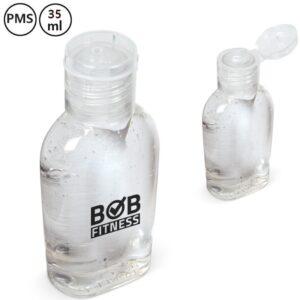 desinfecterende handgels in flesjes bedrukken