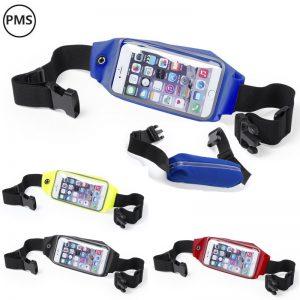 smartphone tasjes sporttasjes voor je mobiel bedrukken bedrukte heuptasjes