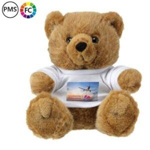 knuffelberen met opdruk bedrukte big browny bear