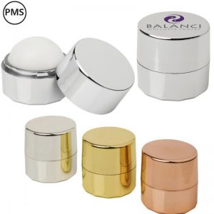 luf bedrukte lippenbalsems bedrukken goudkleurige lipbalsems met logo