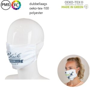 mondkapjes bedrukken bedrukte gezichtsmaskers milos