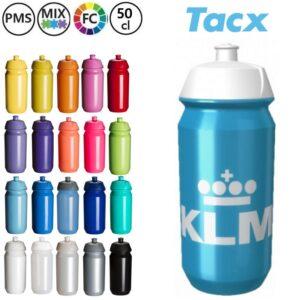 tacx shiva bidons bedrukken met eigen logo 500 ml