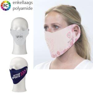 bedrukte mondkapjes fullcolor bedrukt cool mask