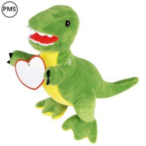 bedrukte pluche dinosaurus knuffeldieren bedrukken