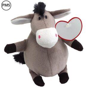 bedrukte-pluche-ezels-knuffeldieren-bedrukken