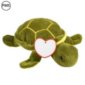 bedrukte pluche schildpad knuffeldieren bedrukken