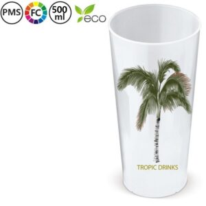 eco cups plastic glazen bedrukken