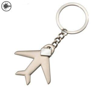 sleutelhangers vliegtuigen graveren
